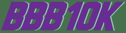 BBB10k logo