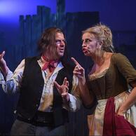 Renaissance Theatre Company performing Sweeney Todd
