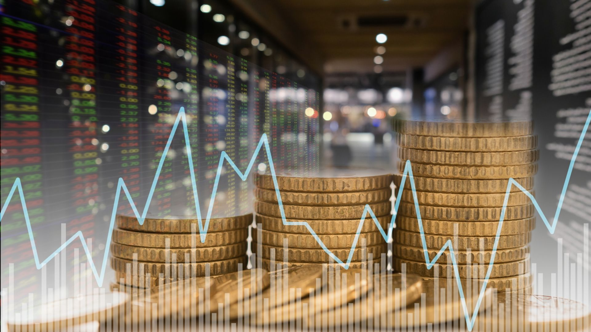 Financial Planning Savings and Investments for Stock Market Fluctations