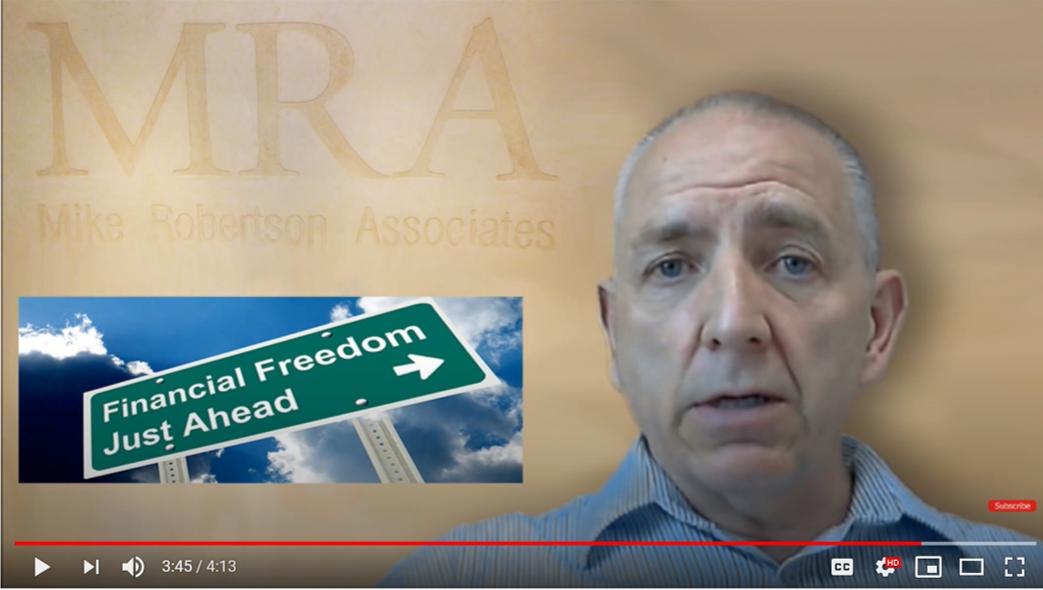 Mike Robertson Associates - MRA TV Lifestyle Financial Planning